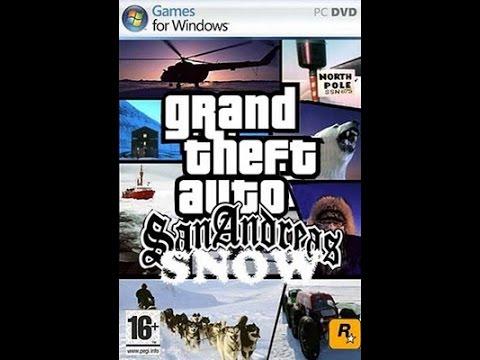 gta san andreas snow game free download pc