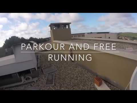 PARKOUR Vs. SECURITY - Real Chase Situation #010 [Abandoned Runners]