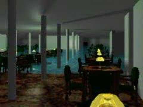 titanic dining room sinks - youtube