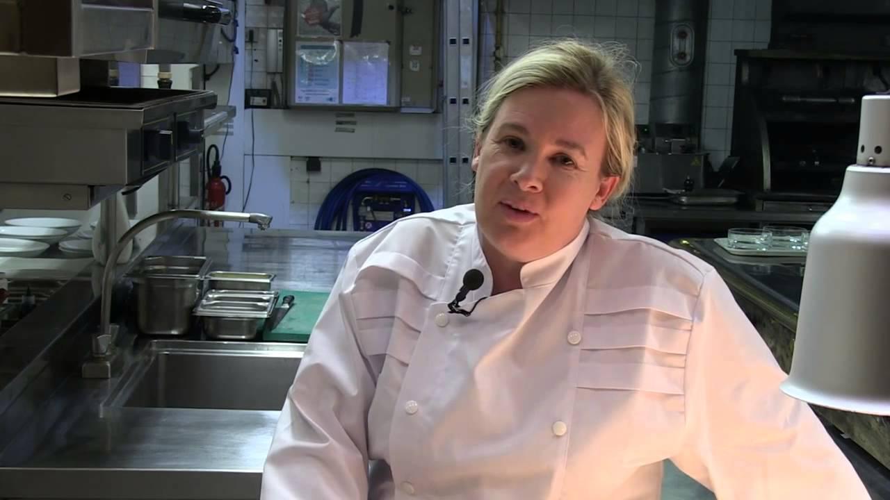 Helene darroze soutient le triathlon des roses youtube - Helene darroze francis darroze ...