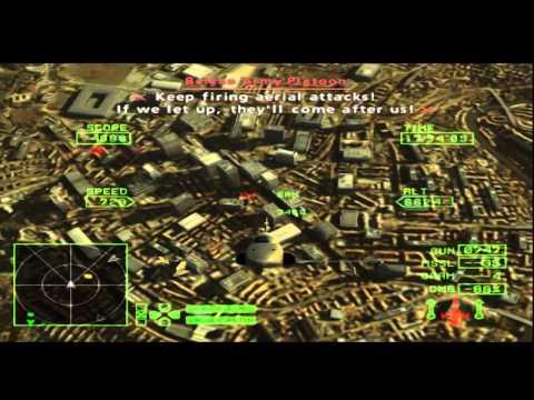 Ace Combat Zero Mission 6 Diapason