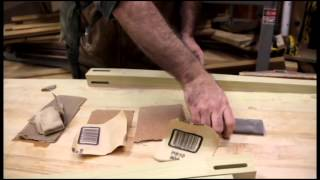 Pro Woodworking Sanding And Finishing Tips From Ken Burton (author Of The Ultimate Table Saw Guide)