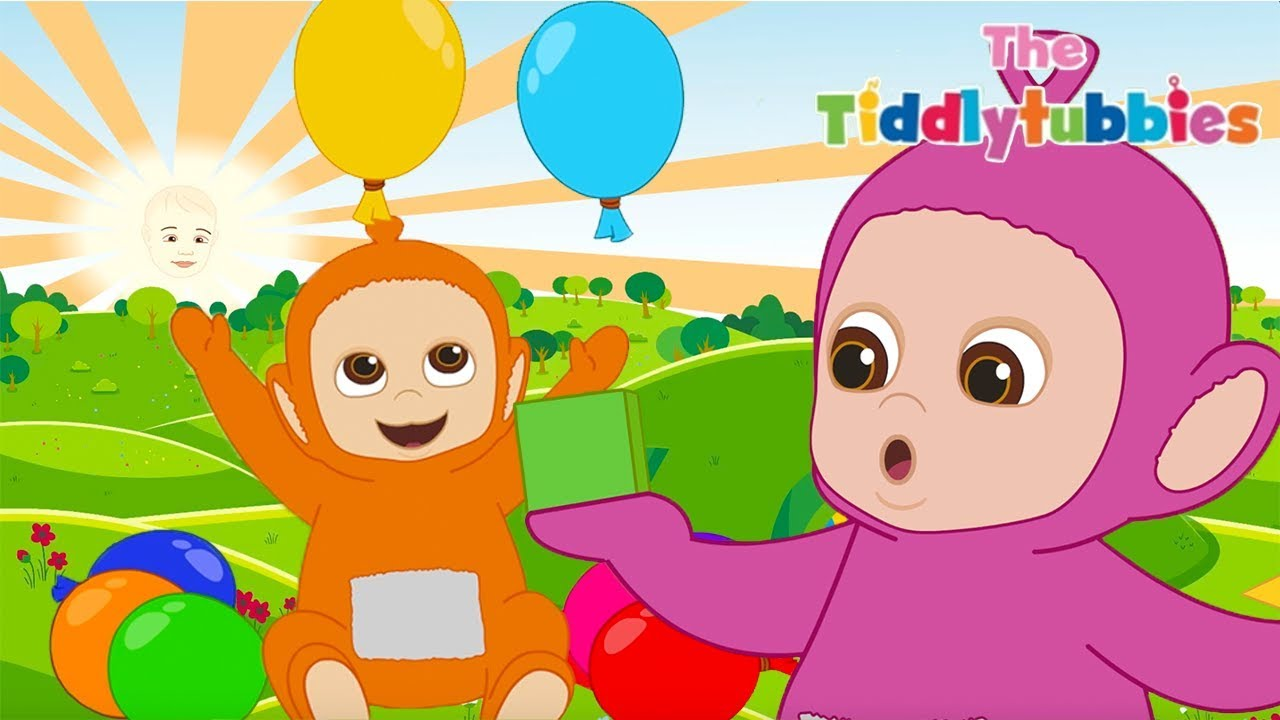 Download Teletubbies ★ Tiddlytubbies Cartoon - All of Season 1 ★ 30 Minutes ★