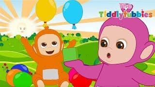 Teletubbies ★ Tiddlytubbies Cartoon - All of Season 1 ★ 30 Minutes ★