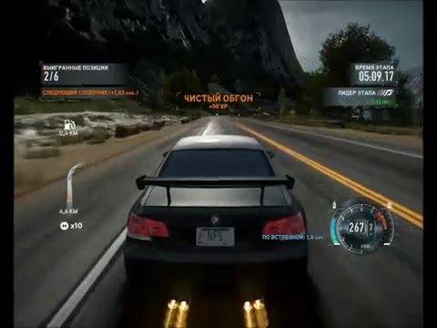 """Смотреть прохождение игры [Игра недели] - cерия 2. """"Need for Speed: the RUN""""."""