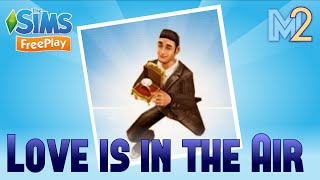 sims freeplay love is in the air marriage quest let s play ep 4