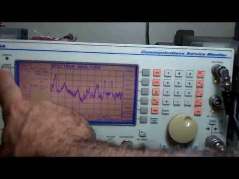 Aeroflex Marconi  IFR 2945A Service Monitor