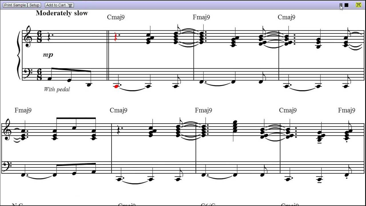 Me And Mrs Jones By Michael Buble Piano Sheet Musicteaser