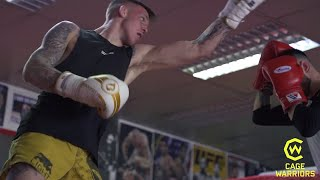A day in the life of Irish MMA star Rhys McKee