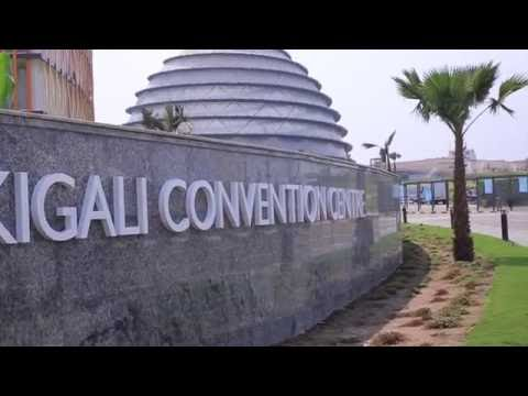 President Kagame inaugurated Kigali Convention Center (8th July 2016)