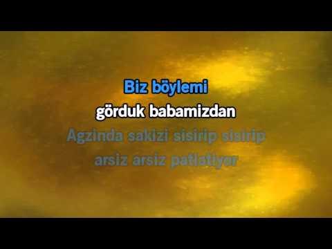Tarkan: Kiss Kiss (Şımarık ) - Karaoke Video