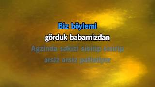 Tarkan: Kiss Kiss (Şımarık ) - Karaoke Video