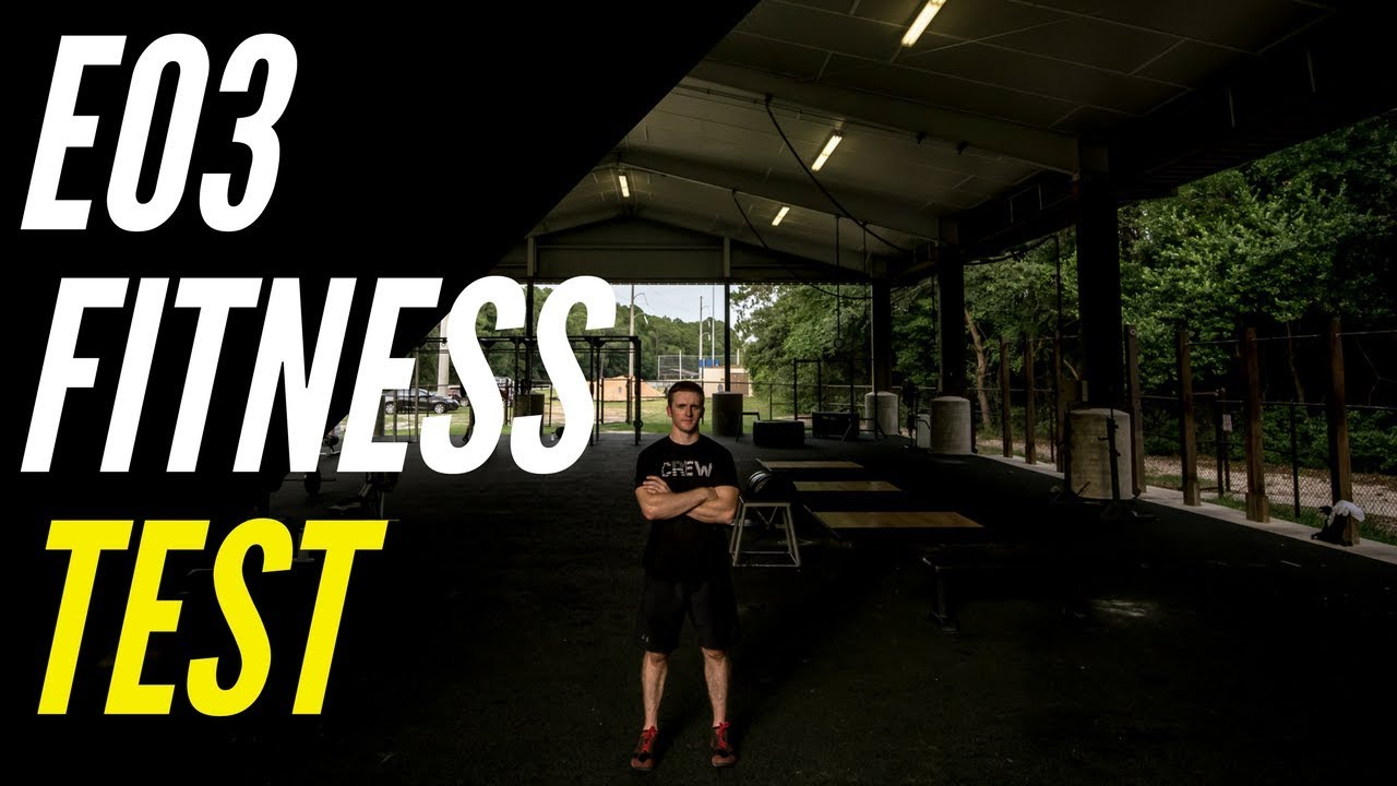 The eo fitness test youtube