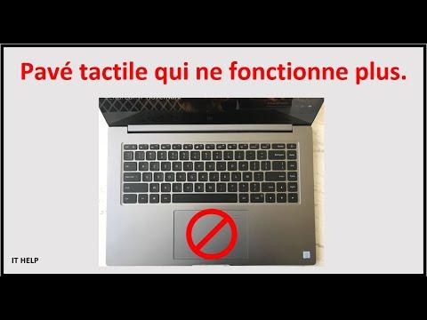 Pave Tactile Qui Ne Fonctionne Pas Ou Desactiver Pc Portable Youtube