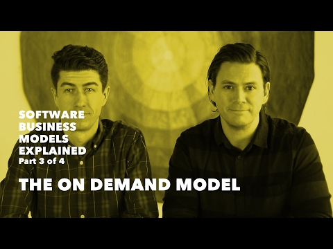 The On Demand Model: What It Is, Why It's Hard, & How to Be Successful With It