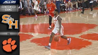 Sam Houston State vs. Clemson Condensed Game | 2018-19 ACC Basketball