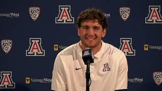 Arizona Football Press Conference [2/3]