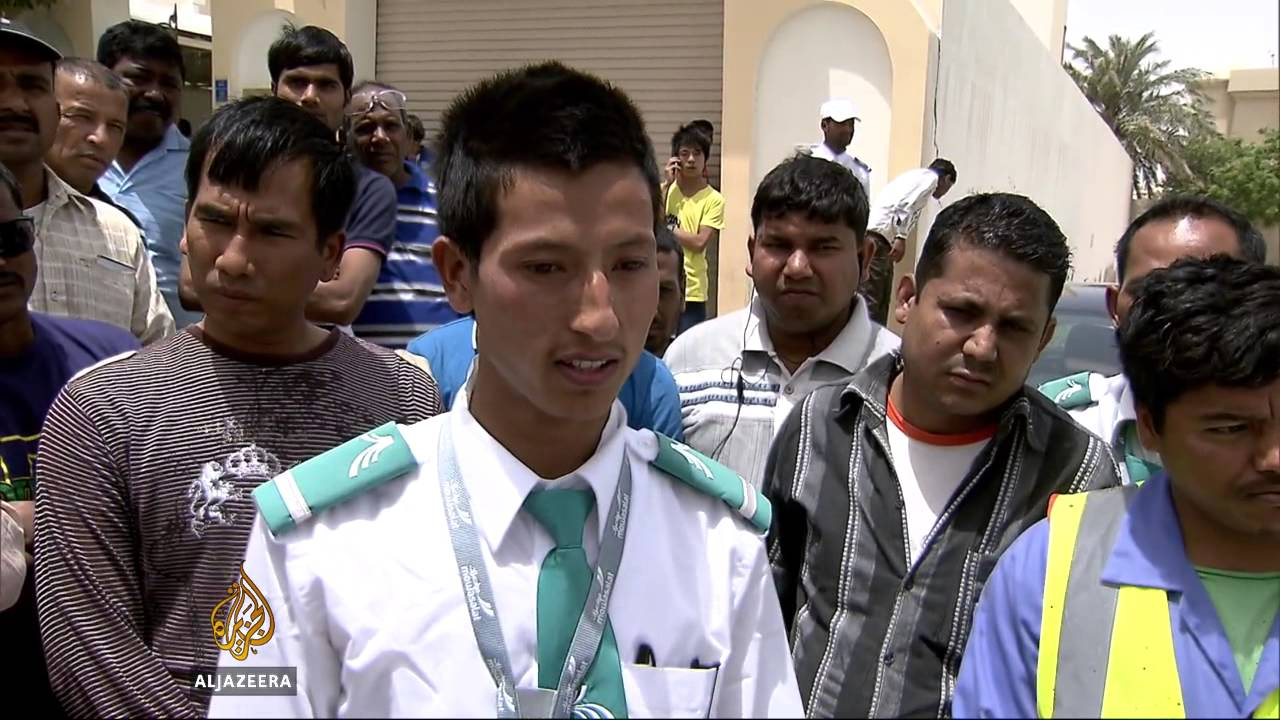 Nepali expats in Qatar struggle to contact families at home