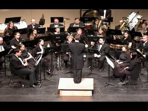 "UAA Wind Ensemble - ""American Salute"" by Morton Gould"
