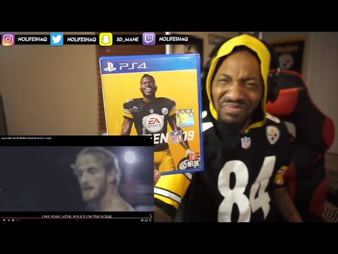 Logan Paul - GOING BROKE (Antonio Brown Diss Track) (REACTION!!!)