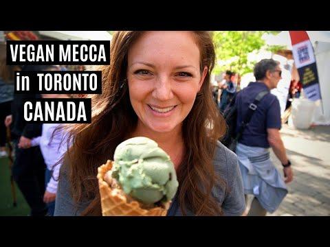 VEGAN MECCA In TORONTO, CANADA + Biggest Vegan Food Fest In North America