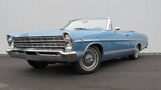 1967 Ford Galaxie Convertible For Sale or Trade
