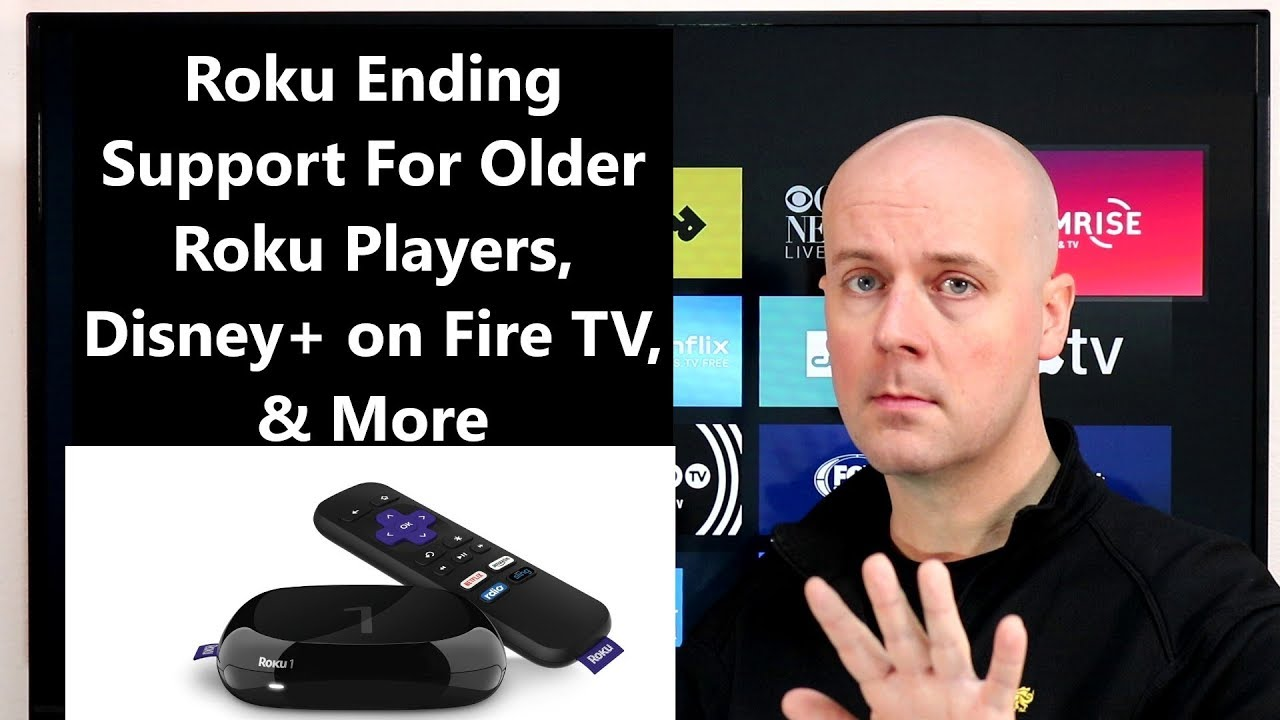 Disney+ is Not Available on Some Older Roku Players (Here Are ...