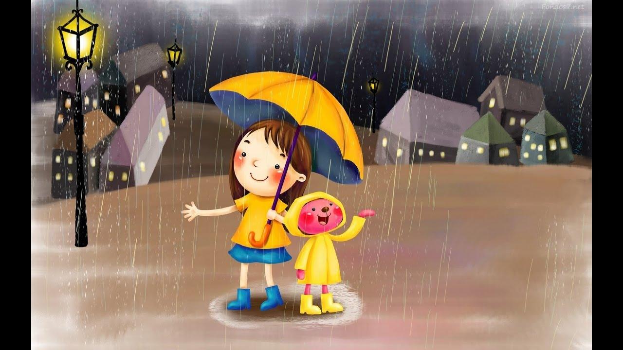 Canciones de la lluvia v deos para ni os en espa ol youtube for Imagenes de estanques para ninos