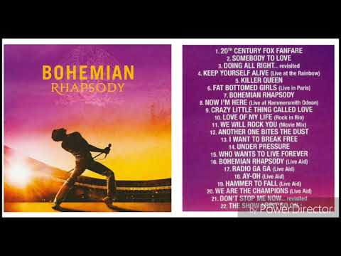 Bohemian Rhapsody Soundtrack 2018