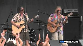 """The Kind Buds perform """"Captain Of The Trip"""" at Gathering of the Vibes Music Festival 2013"""