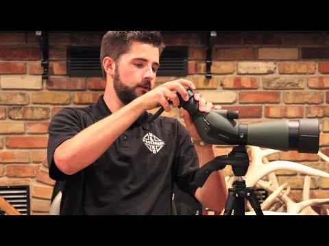 Vortex Optics Diamond Back Spotting Scope Review