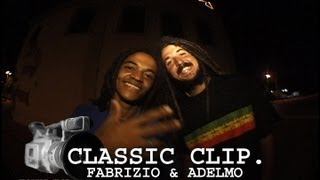 Fabrizio Santos & Adelmo Jr. And You're Watching 411 Video Magazine Brazil