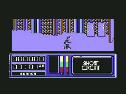 Short Circuit Game Music for the Commodore 64