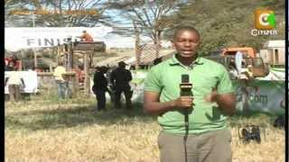 Safaricom Lewa Marathon Preparations