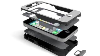 iSkin fuze SE for the iPhone 4 and iPhone 4S- Body Layers Thumbnail