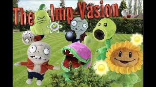 PVZ Plush:The Imp-Vasion!