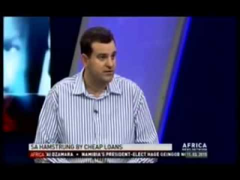 Debt Rescue's CEO, Neil Roets interviewed on ANN7 -  Unsecured loans in South Africa