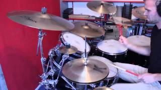 Editors - An End Has A Start - Drum Cover