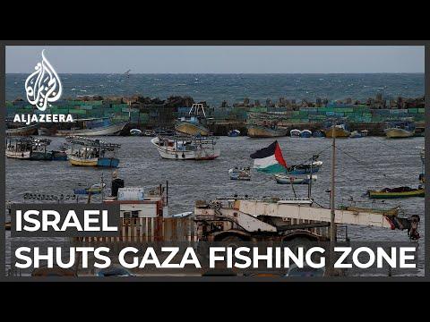 Israel Closes Gaza Fishing Zone Over Balloon Bombs
