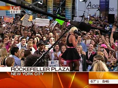 p!nk Get The Party Started Live @ Today