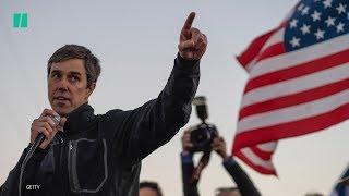Beto O'Rourke At El Paso Rally: 'Walls End Lives'