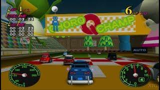 ChoroQ PS2 Gameplay HD (PCSX2)