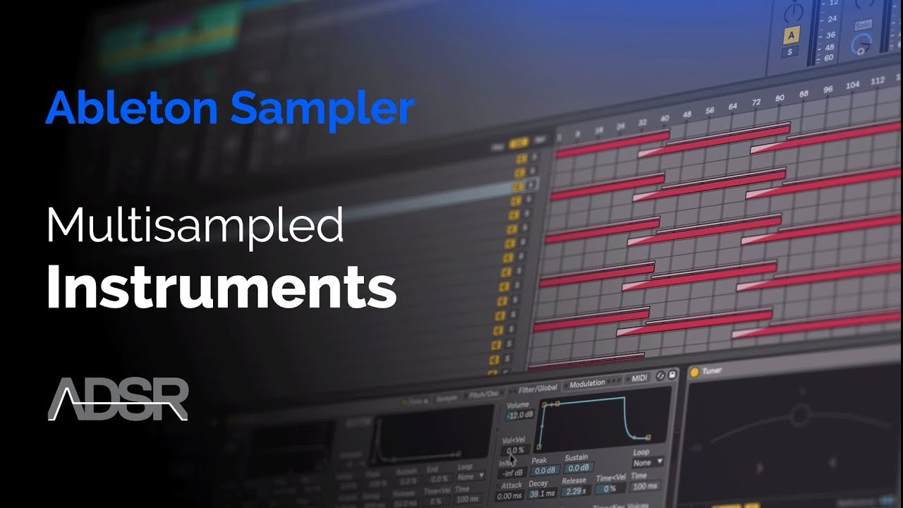 Multiple ways to save clips as samples in ableton live — patches.