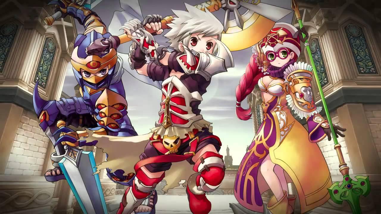 2a4dab10b3f052 Grand Fantasia Siwa - Free MMORPG at Aeria Games