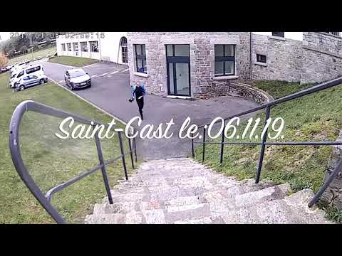 Longer La Côte à Saint-Cast Le:06.11.2019.
