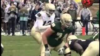 Aaron Lynch - Notre Dame football