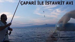 18.06.2018 İSTAVRİT AVIMIZ!!!! Balık Avı Ve Teknikleri