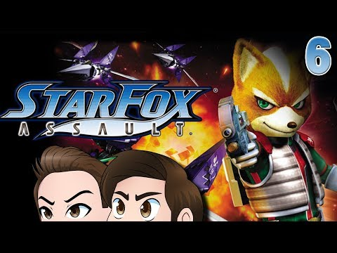 Star Fox Assault: Robot Body Parts - EPISODE 6 - Friends Without Benefits
