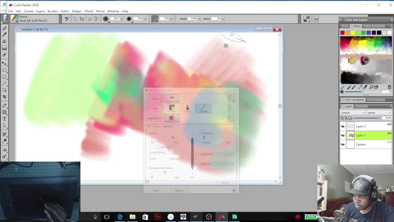 Free Digital Art Software Download Corel Painter Free Trial