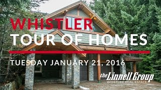 Whistler Tour of Homes - Jan. 21, 2016